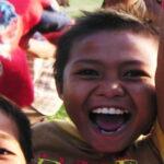 partir en famille à Bali Bali avec des enfants