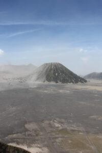 voyage à Java Volcan Bromo caldeira