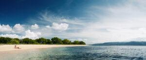 Plage Gili Indonésie