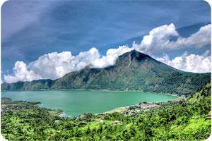 Découvrez Kintamani avec Lune de Miel Bali