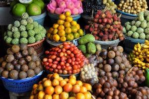 Découvrez le marché de Bedugul avec Lune de Miel Bali