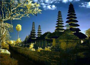 Visitez le temple de Taman Ayun avec Lune de Miel Bali
