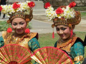 Danses traditionnelles Bali