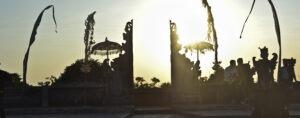 Temple hindousite Uluwatu Bali
