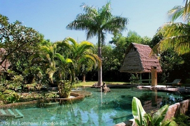 hôtel de luxe pemuteran avec Lune de Miel Bali