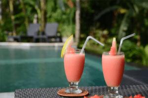 Repas romantique à Bali avec Lune de Miel Bali