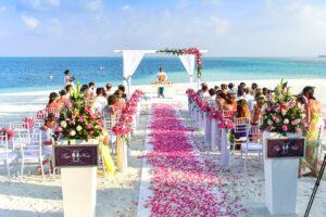 Mariage à Bali
