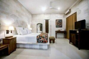 chambre typique de Bali