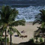 petite plage déserte