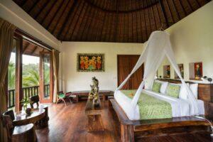 chambre d'hôtel luxueuse à Bali