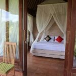chambre d'hôtel confortable à Bali