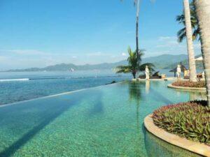 piscine infinity vue mer