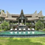 hôtel insolite à Bali