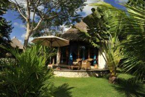 petit bungalow tropical
