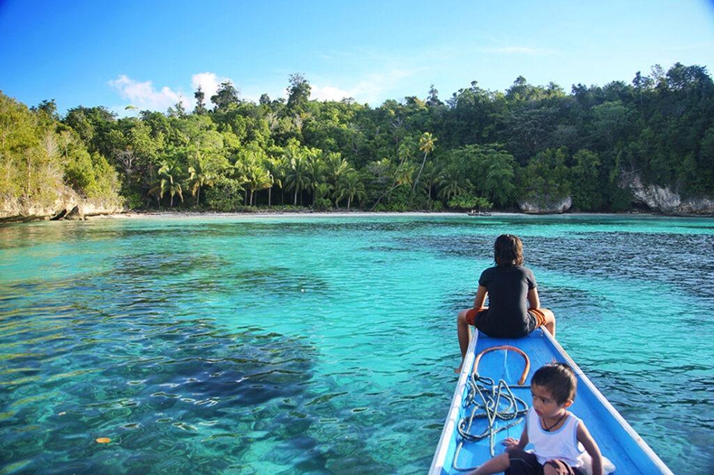 togean, Sulawesi, Indonésie