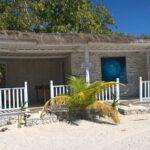 bungalows sur la plage