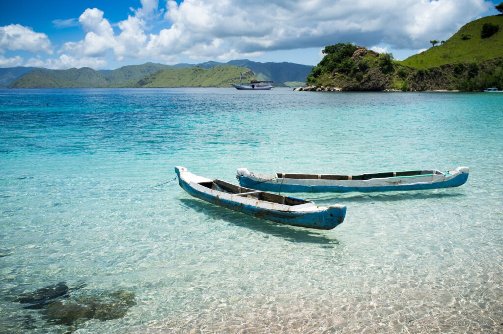 Komodo National Park – islands paradise for diving and exploring