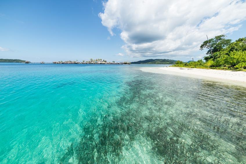 Togean Islands, Sulawesi, Indonesie