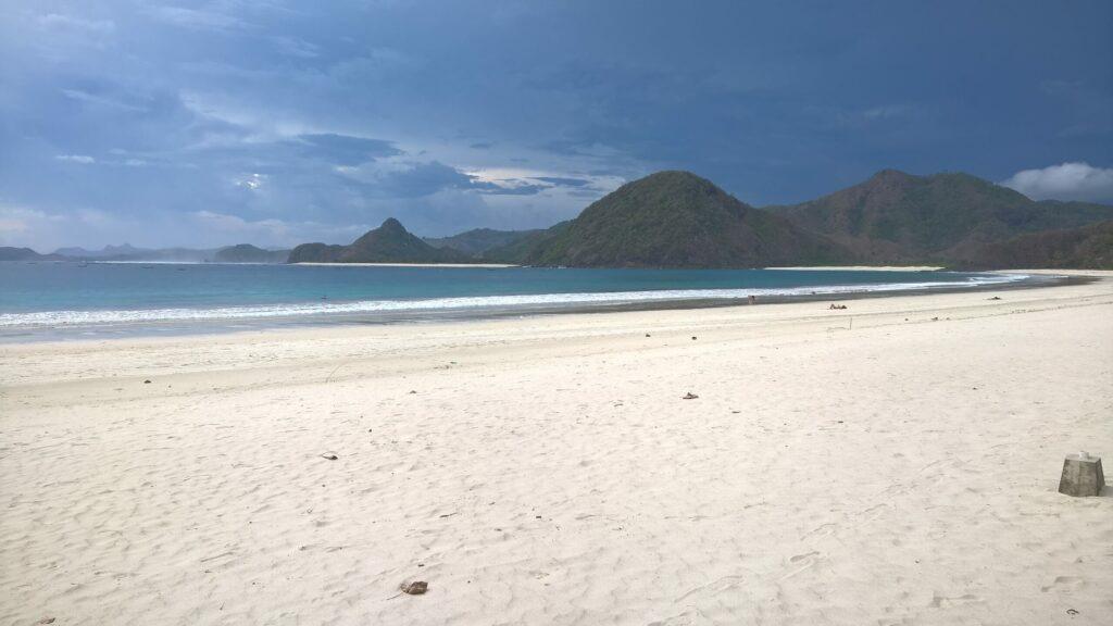 plage, lombok