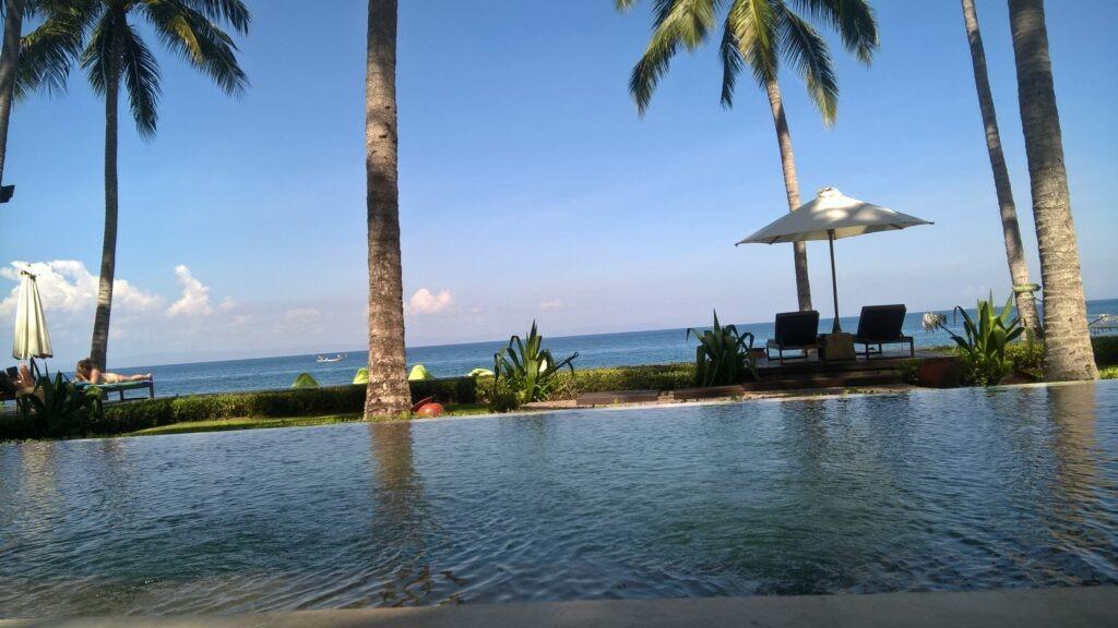piscine, Lombok