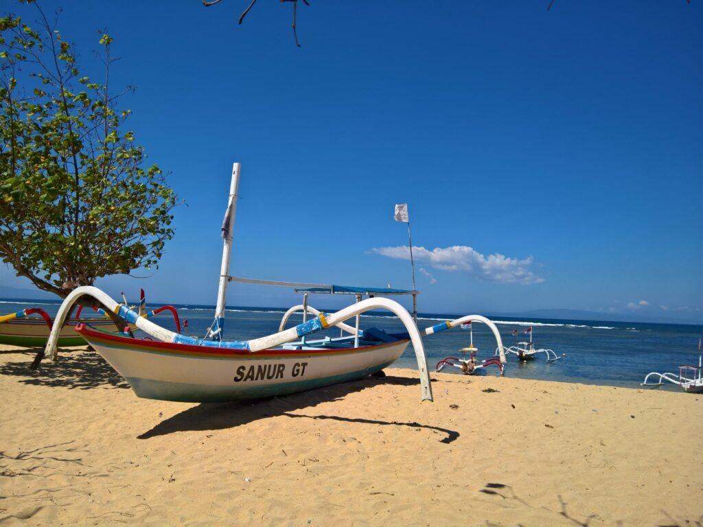 plage, bali, indonésie