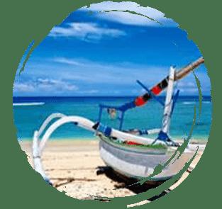 bateau traditionnel des iles gilis