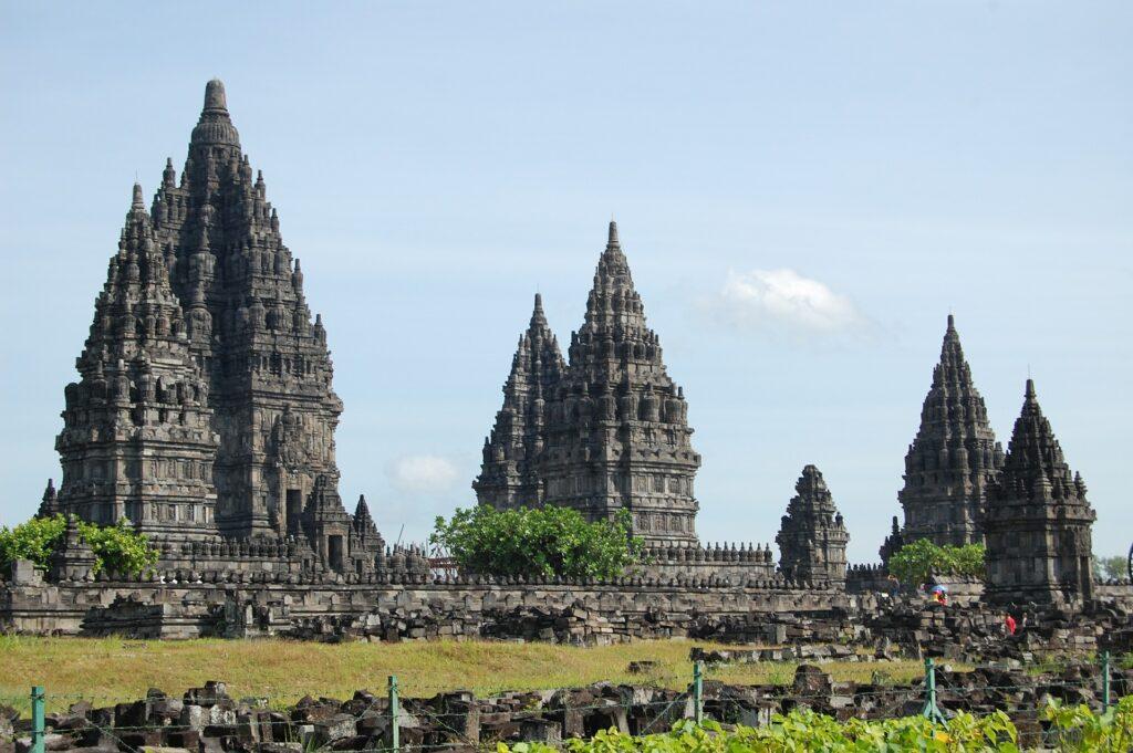 templeprambanan, Java, Indonésie