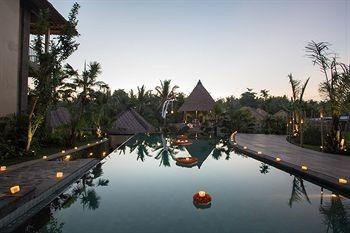 piscine d'hôtel à Bali