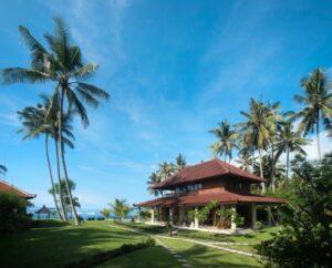bungalow sous les cocotiers